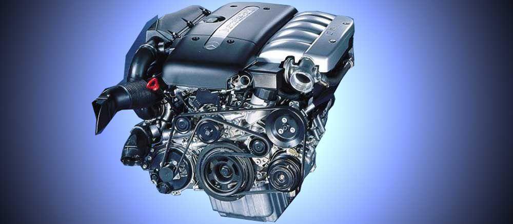 ОМ612 двигатель фото