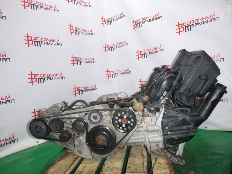 двигатель M166E фото