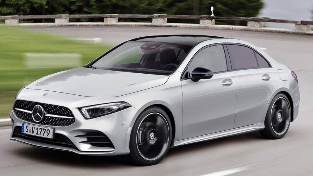 Mercedes A Class 2019 Двигатель Цена Характеристики Интерьер