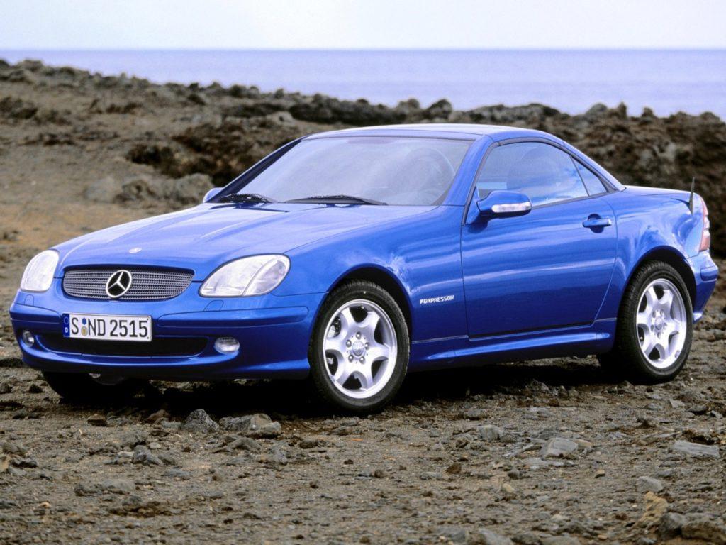 Mercedes SLK 200 1996 promercedes
