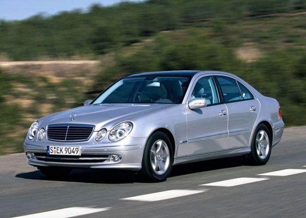 Mercedes E350 W211 promercedes.ru