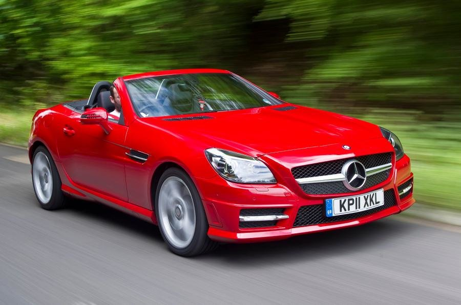 Mercedes SLK pomercedes