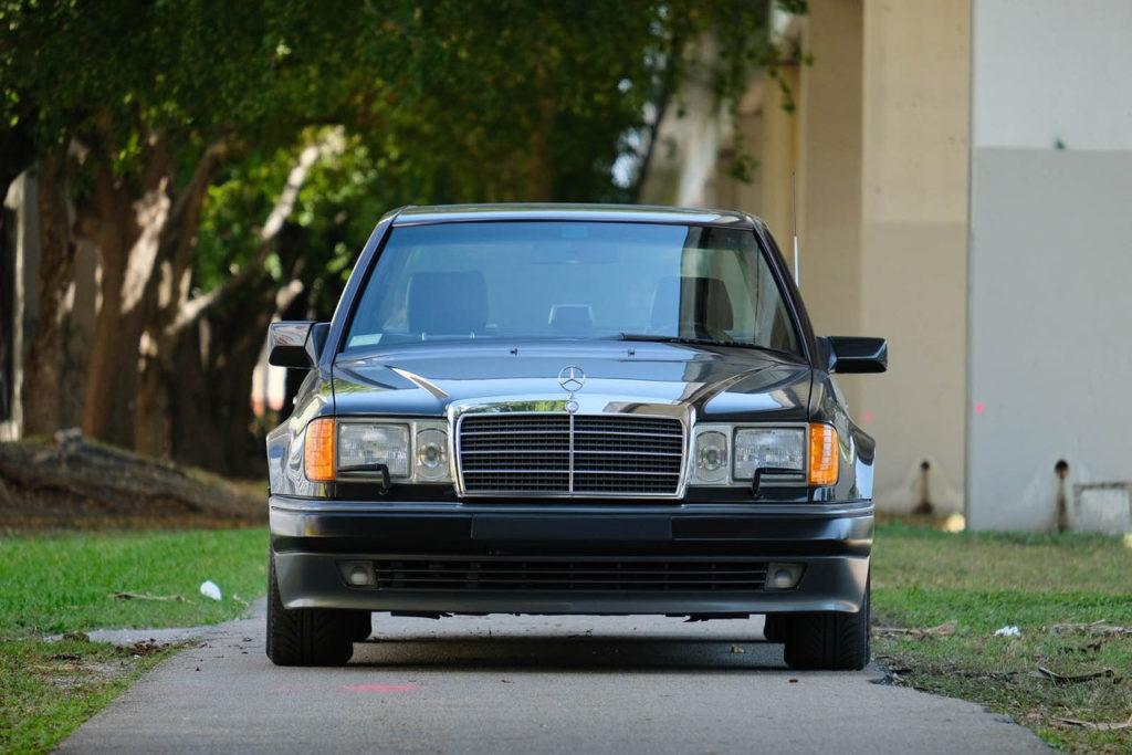 Mercedes w124 500e promercedes.ru