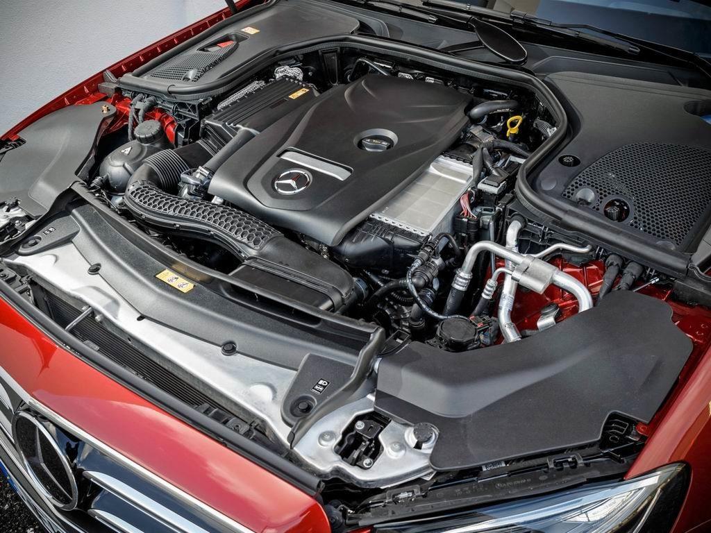 двигатель e-class 2019