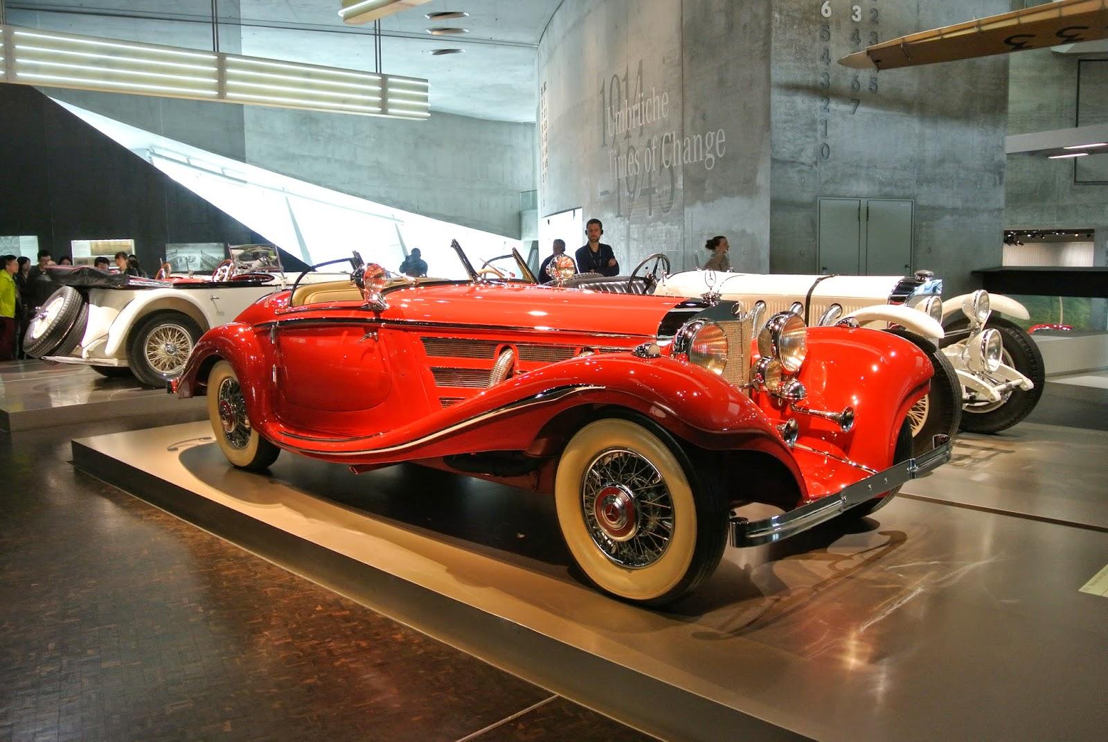 Музей Mercedes история