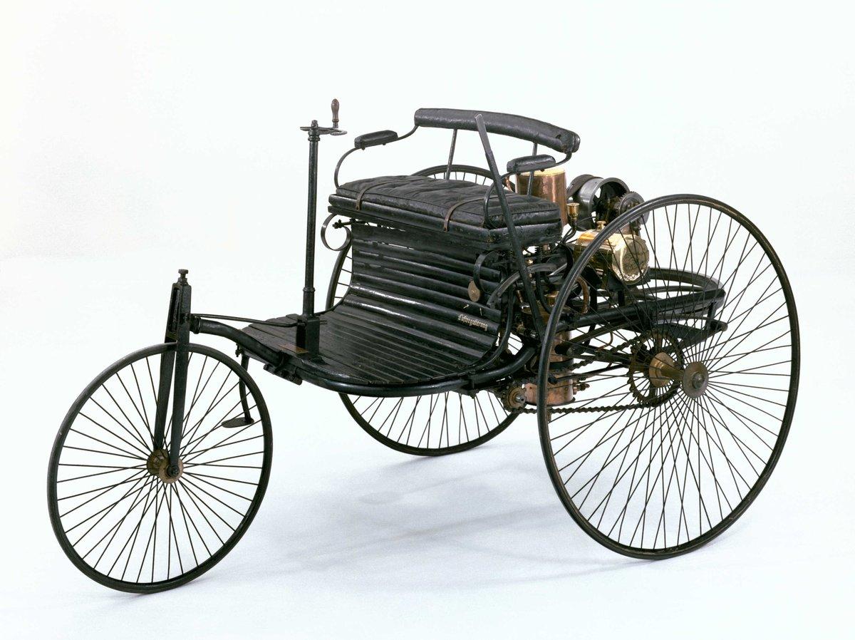Первый автомобиль Карла Бенца