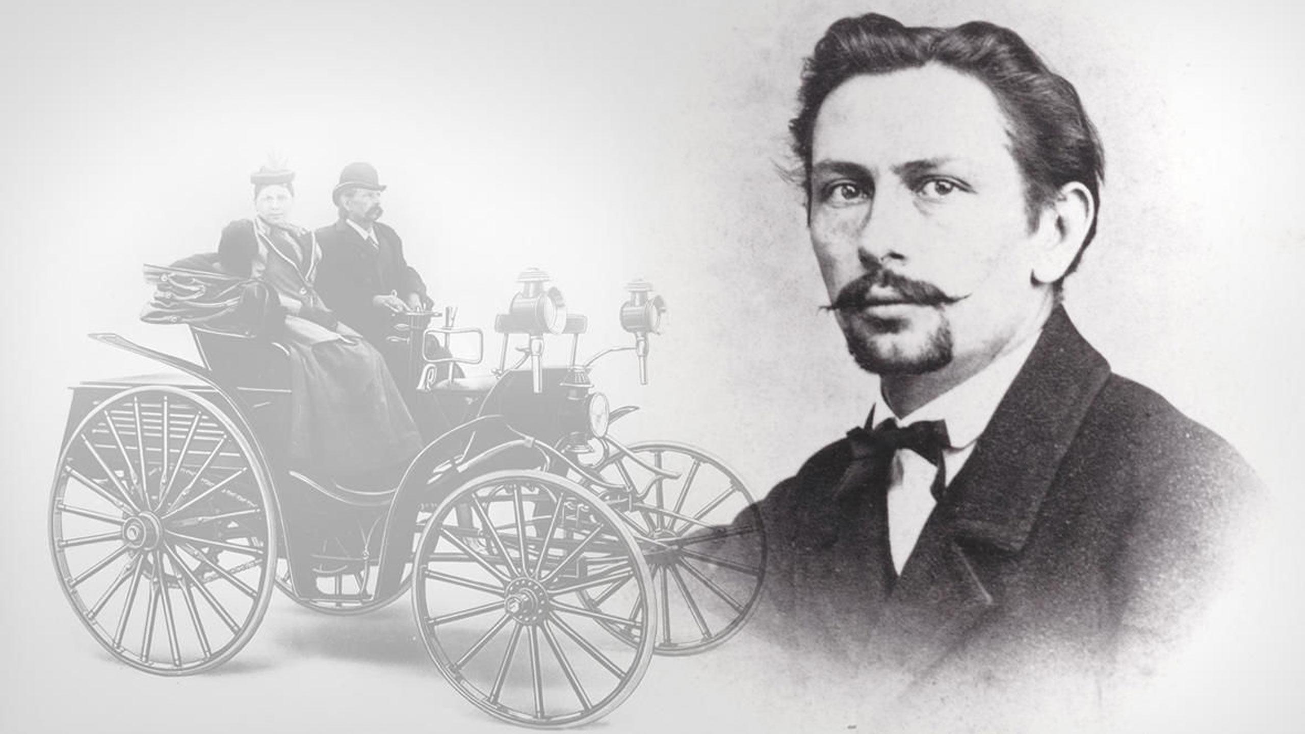 Бенц Карл Фридрих