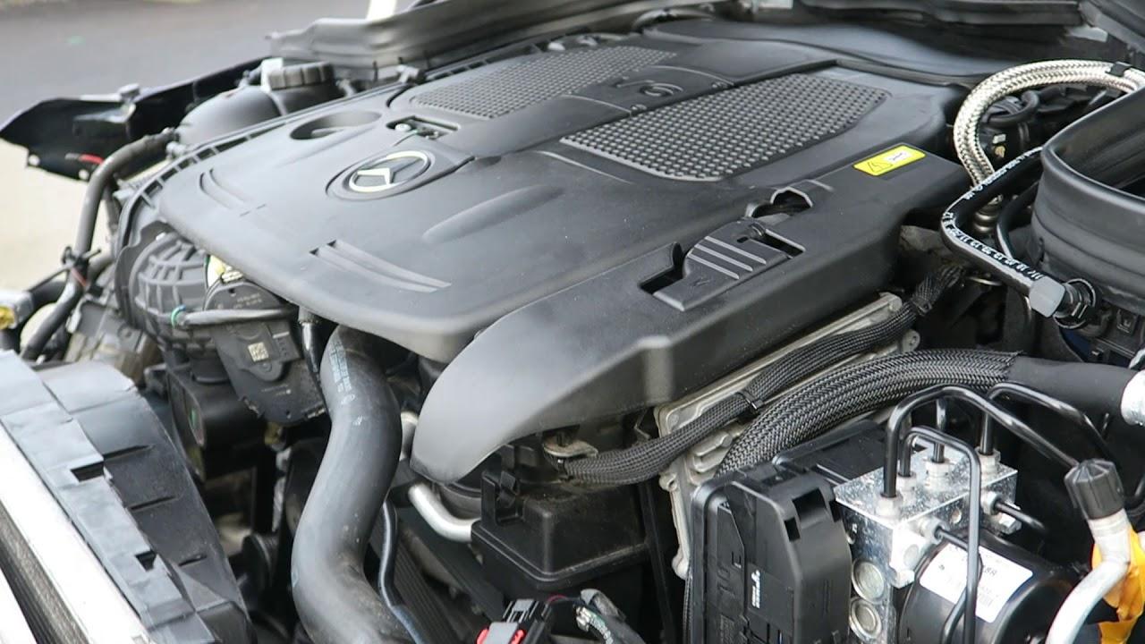 Двигатель Мерседес 300