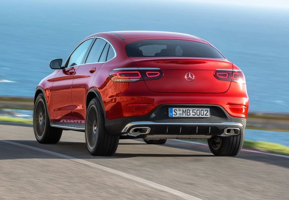 Glc coupe 2019г