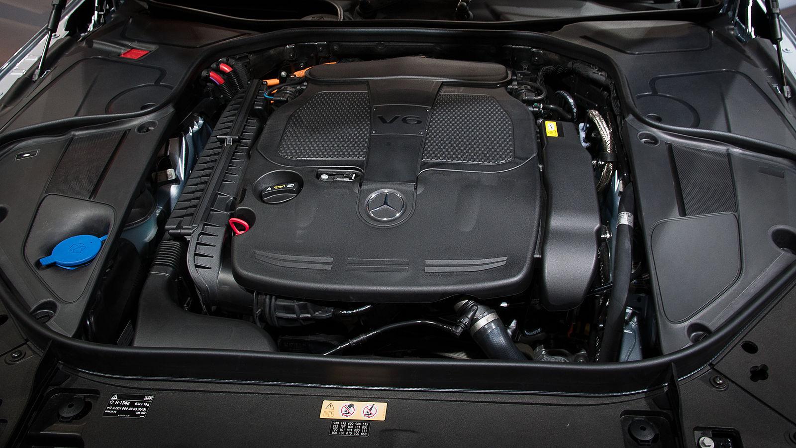Проблемы с двигателем M276