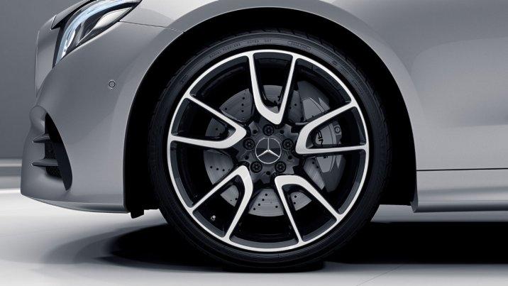 mercedes e53 колеса