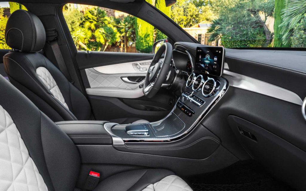 Интерьер Mercedes-Benz-GLC-2019