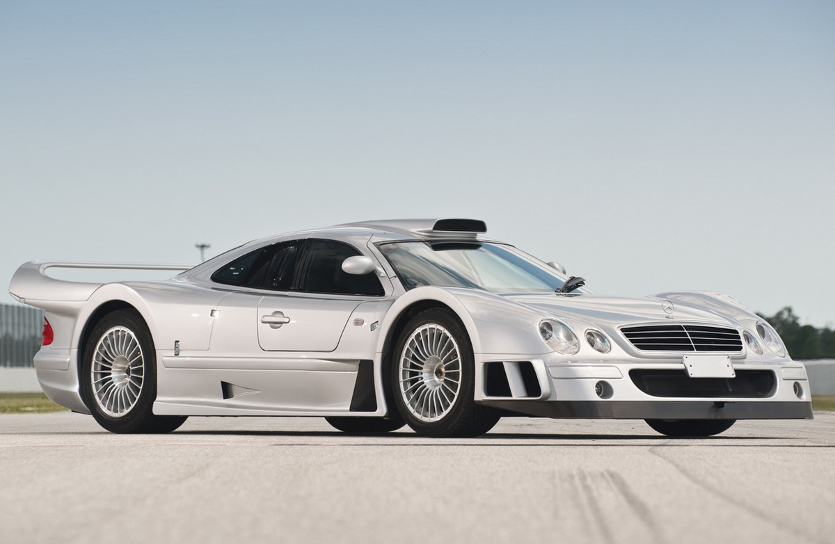 Mercedes-Benz CLK GTR Super Sport 2002 года