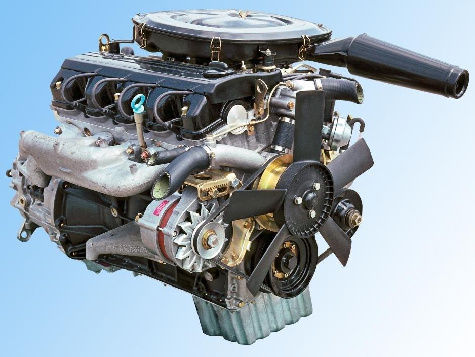 Двигатель М102