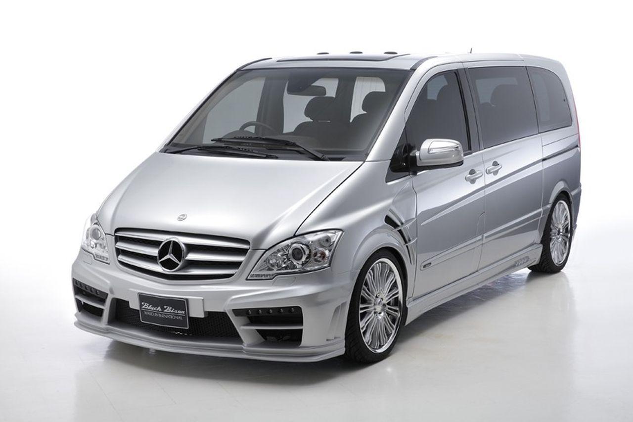 MB Viano (W639) V-Class