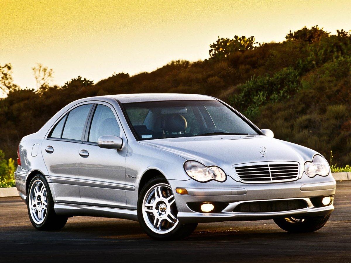Mercedes-Benz (W203) C-Class