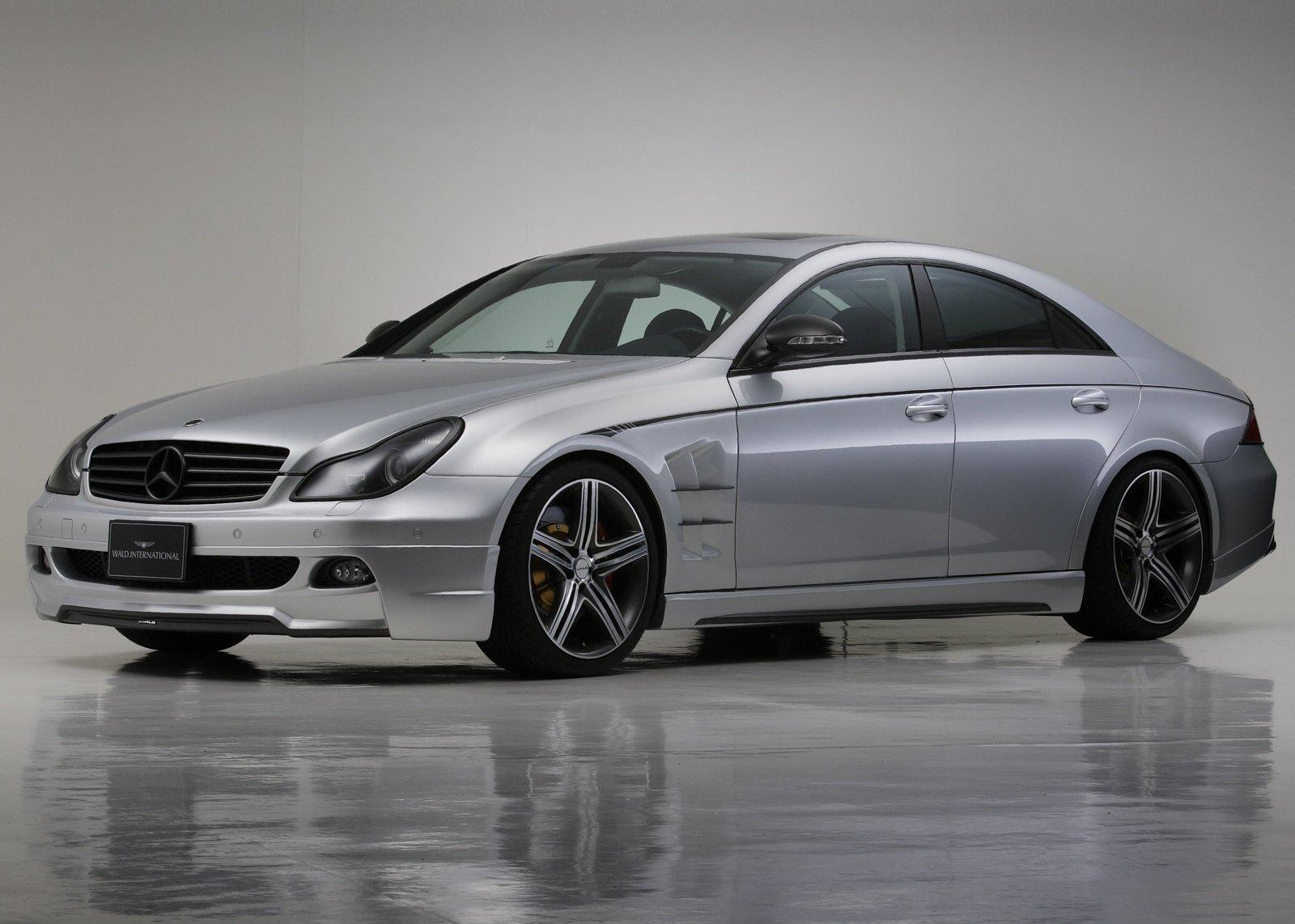 Mercedes-Benz (W219) CLS-Class