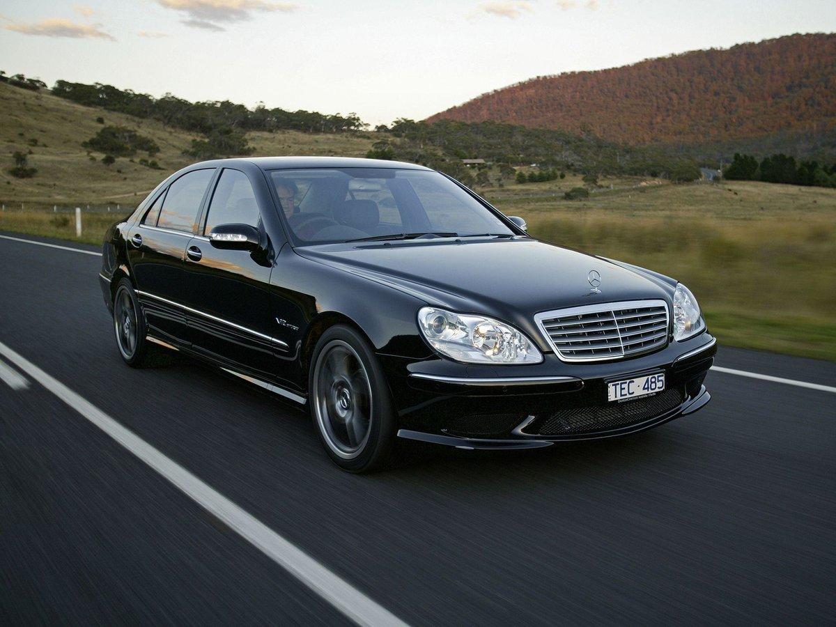 Mercedes-Benz (W220) S-Class