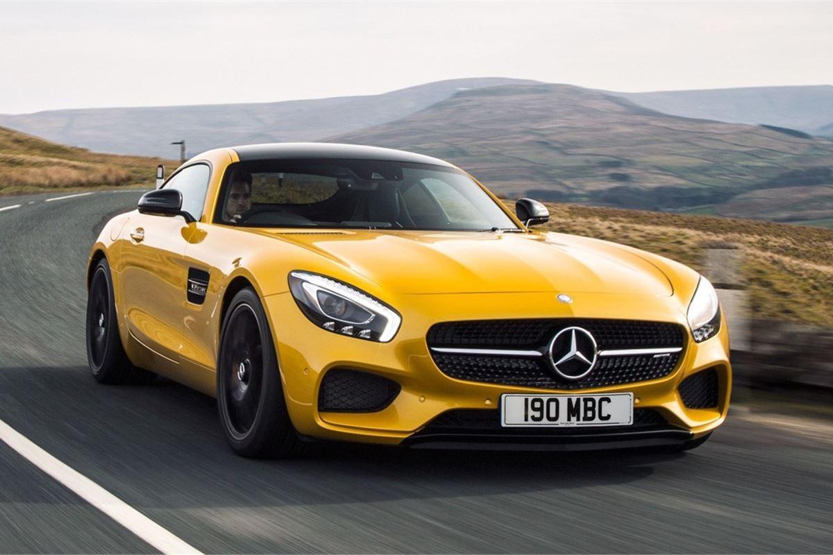 Mercedes-Benz AMG GTS (2015)