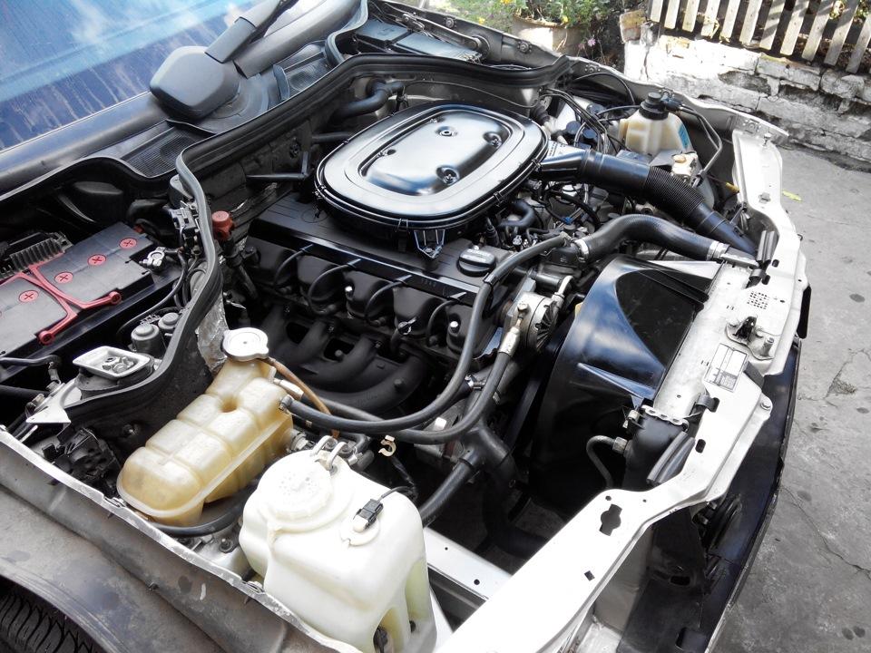 двигатель m102