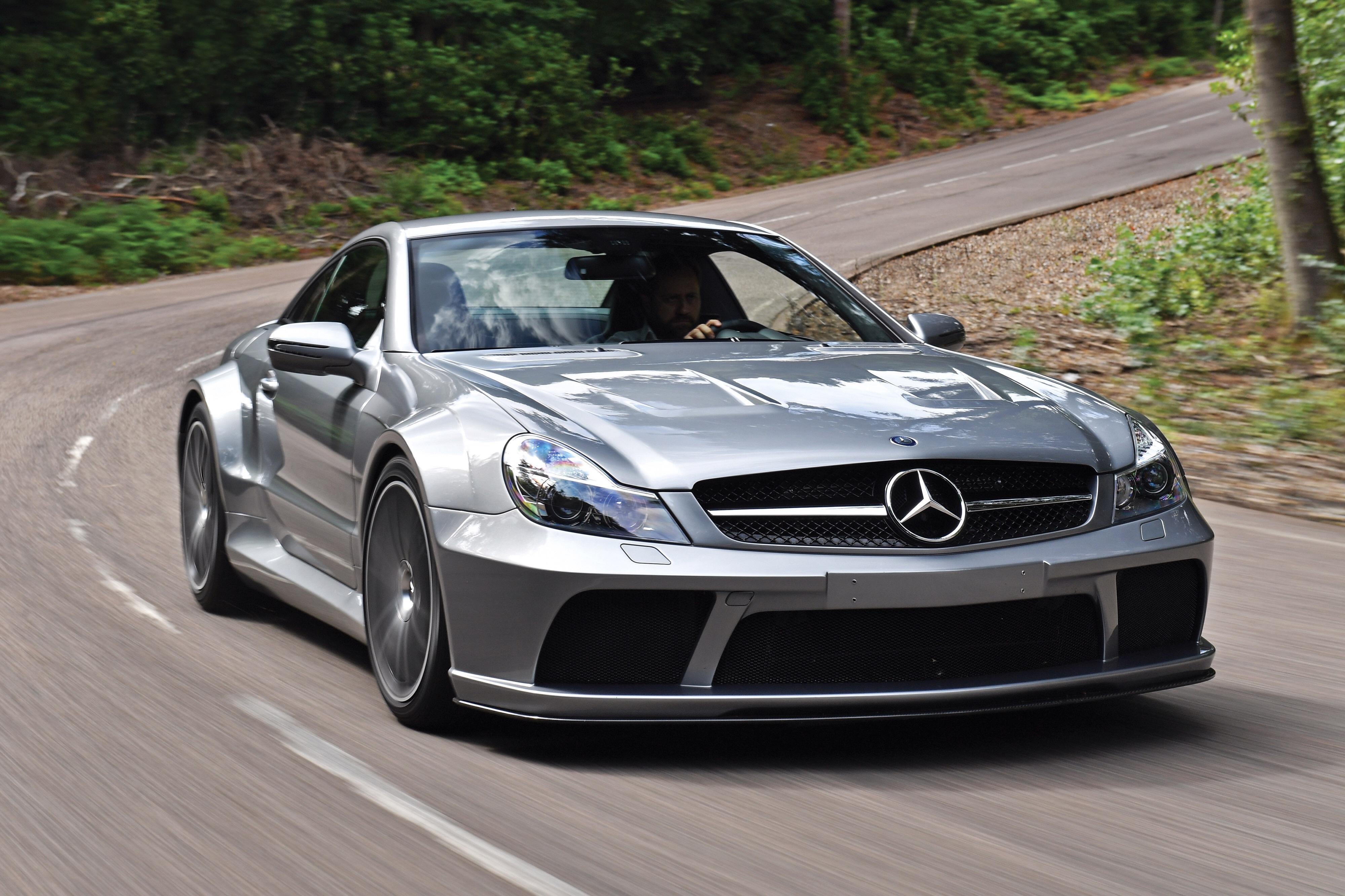 Mercedes-Benz SL65AMG