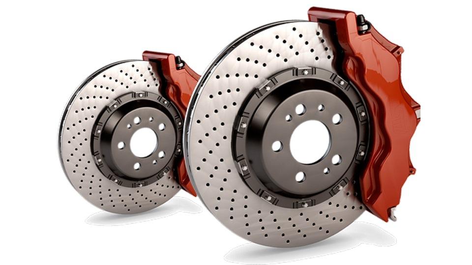 Тормозные колодки на диске