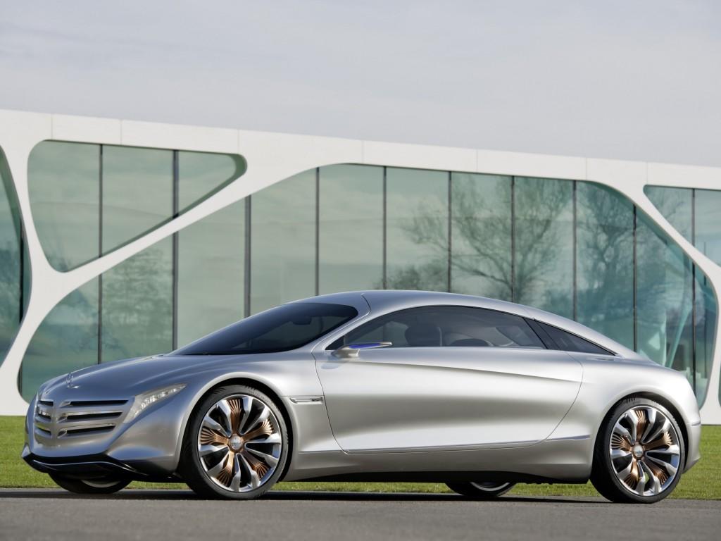 Mercedes-Benz F-125!