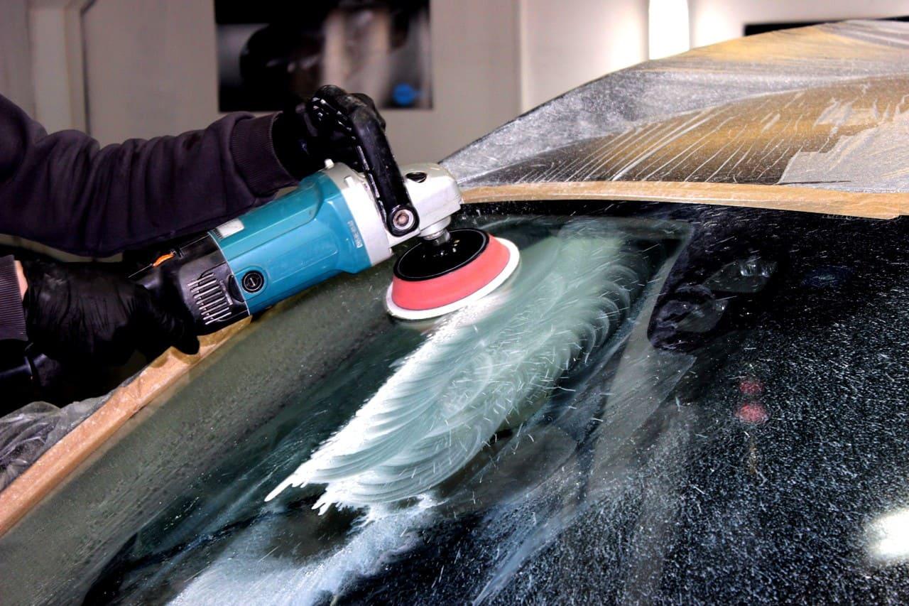 Чем полировать авто